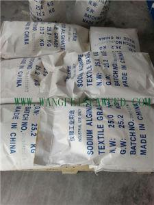 Textile Grade Sodium Alginate