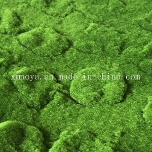Artificial Grass / Moss for Kindergarten, Backyard, Park, Public Area Landscaping pictures & photos