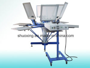 Screen Printing Carousel pictures & photos