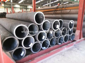 Mechanical Seamless Steel Pipe in En10210 S355j0h S355jrh, En10210 S355j2h pictures & photos