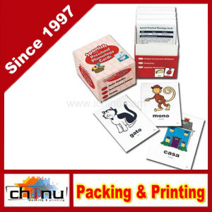 Printed Custom Advertising Playing Cards (430021) pictures & photos