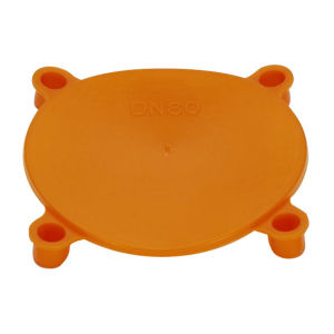 Dn80 4 Eyes Plastic Flange Protector pictures & photos