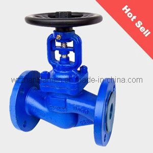 DIN Bellows Globe Valve Flange Wj41h pictures & photos