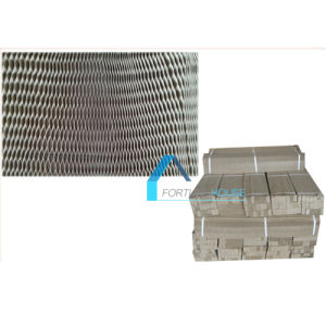 Honeycomb Paper Door Core Stuffing Factory pictures & photos