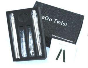 Hottest Variable Voltage E Cigarette Battery EGO C Twist