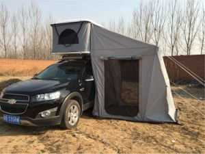 Outdoor 4X4 Mini Camper Trailer Hard Roof Top Tents pictures & photos