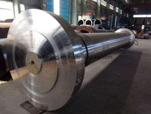 Forged Air Blowing Wind Turbine Main Shaft pictures & photos