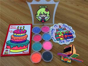 Foam Ball Clay Magic Foam Play Dough Modeling Clay/24 Colors Kids Play Dough