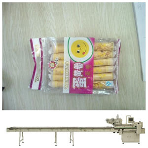 Packaging Machine for Egg Roll pictures & photos