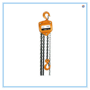 Chain Block Lifting Hoist with 2.5/3.0m Standard pictures & photos