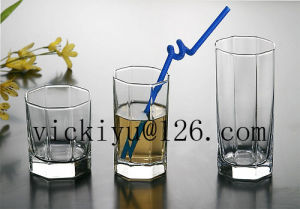 180ml High Quality Glass Drink Cup Glass Beer Cup pictures & photos