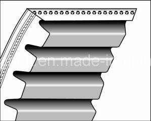 Industrial V-Belt for Harvester Machines
