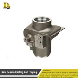 Investment Precision Casting CNC Stainless Steel Valve Body& Parts pictures & photos