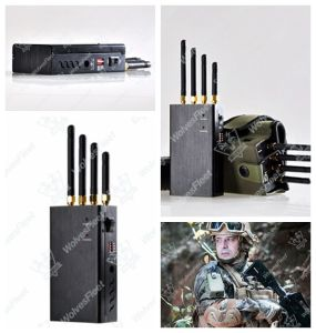 Handheld Cellphone Signal Jammer Wf-121b pictures & photos