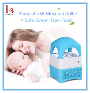 Wholesale USB Electronic Mosquito Killer Lamp pictures & photos