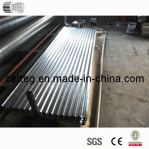 Zinc Coated Corrugated Steel Roofing Sheet