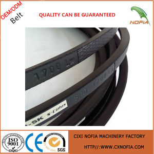 Rubber Ribbed V-Belt, Cogged Belt. Rubber V-Belt pictures & photos