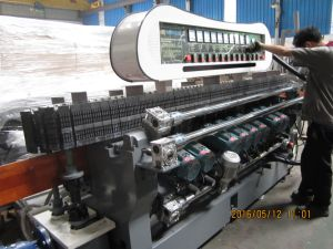 Good Prices Quality Glass Straight Line Beveling Machine pictures & photos