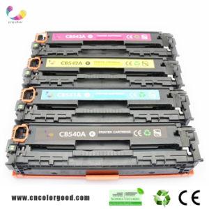 Original Toner Cartridge CB540A CB541A CB542A CB543A for HP Printer pictures & photos