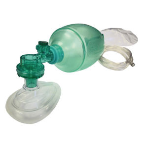 Disposable Mannual Resuscitator for Medical Use pictures & photos