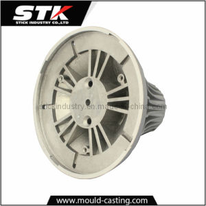 Aluminum Alloy Die Casting for LED Light Cover (STK-14-AL0061) pictures & photos