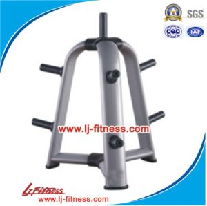 Weight Plate Rack Strength Gym (LJ-5638)