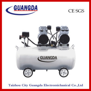 CE SGS 70L 850wx2 Oil Free Air Compressor (GDG70) pictures & photos