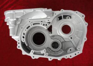 Automobile Engine Shell Aluminum Die Casting Parts pictures & photos