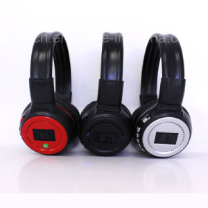 Lowest Price Wireless Bluetooth Headset with TF Card Slot (BH-65) pictures & photos