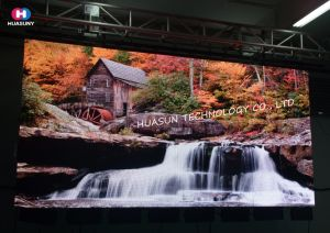 Flexible LED display Galaxias P3 for Rentals, Theatres, Concerts, Shows, Exhibtion