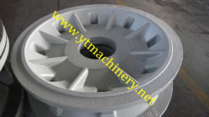 Sand Casting End Shield/Motor Part