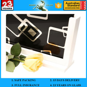 3-19mm Tinted Glass Mirror for Decoration pictures & photos