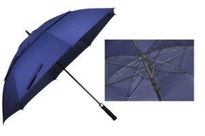 Double Layer Windproof Golf Umbrella (JX-U233)