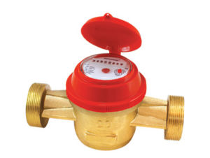 Dn40 Class B Single Jet Magnetic Water Meter for Hot&Cold
