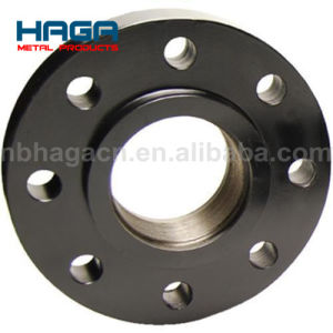Forged Carbon Steel Thread Flanges pictures & photos