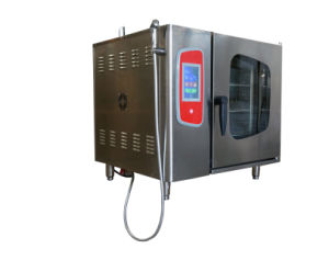 Electric Combi Oven for Commercial Kitchen pictures & photos