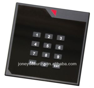 Wiegand26/34 125kHz/13.56MHz RFID Card Access Control Reader with Keypad pictures & photos