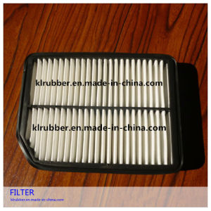 White Fiber Cabin Air Filter for Car and Truck pictures & photos