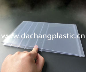 7′′x11′′ Clear PVC Acrylic Plastic Sign Holder pictures & photos