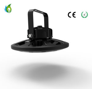 150W UFO LED High Bay Lamp with Ra. >80 and 130lm/W Meanwell Driver pictures & photos