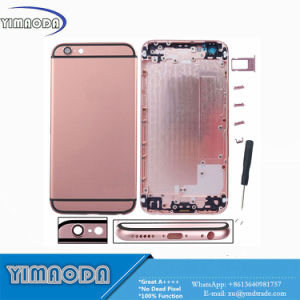 Original New Housing Battery Back Cover for iPhone 6s Parts pictures & photos