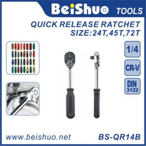 Standard Quick Release Ratchet with Rubber Covered Handle pictures & photos