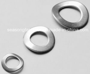 Stainless Steel Wave Spring Washer (DIN137A, B) pictures & photos
