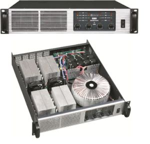V Series 4 Channel Power Amplifier