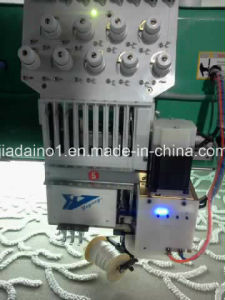 New Coiling Embroidery Machine pictures & photos