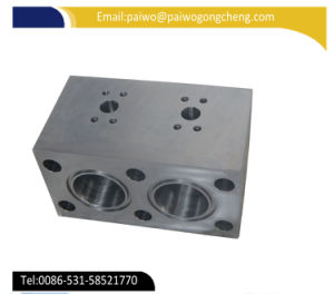 Customized OEM Precision CNC Machining Machinery Metal Spare Parts pictures & photos