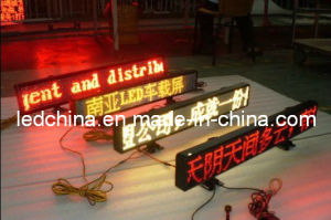 Taxi LED Display LED Taxi Display pictures & photos