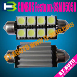 Car LED Canbus Festoon-8SMD5050