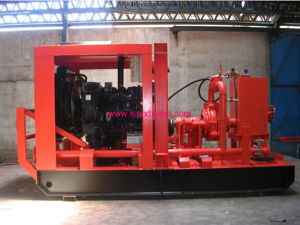 Diesel Engine Room Proof Heavy Dudty Slurry Pump pictures & photos