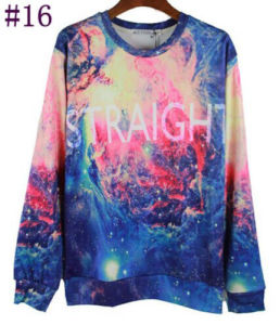 New Fashion Custom Design Digital Printed Women Hoody pictures & photos